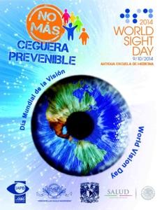 Evento por el Día Mundial de la Visión 2014, 9 de Octubre de 2014