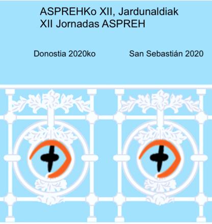 Logo XII Jornadas Aspreh