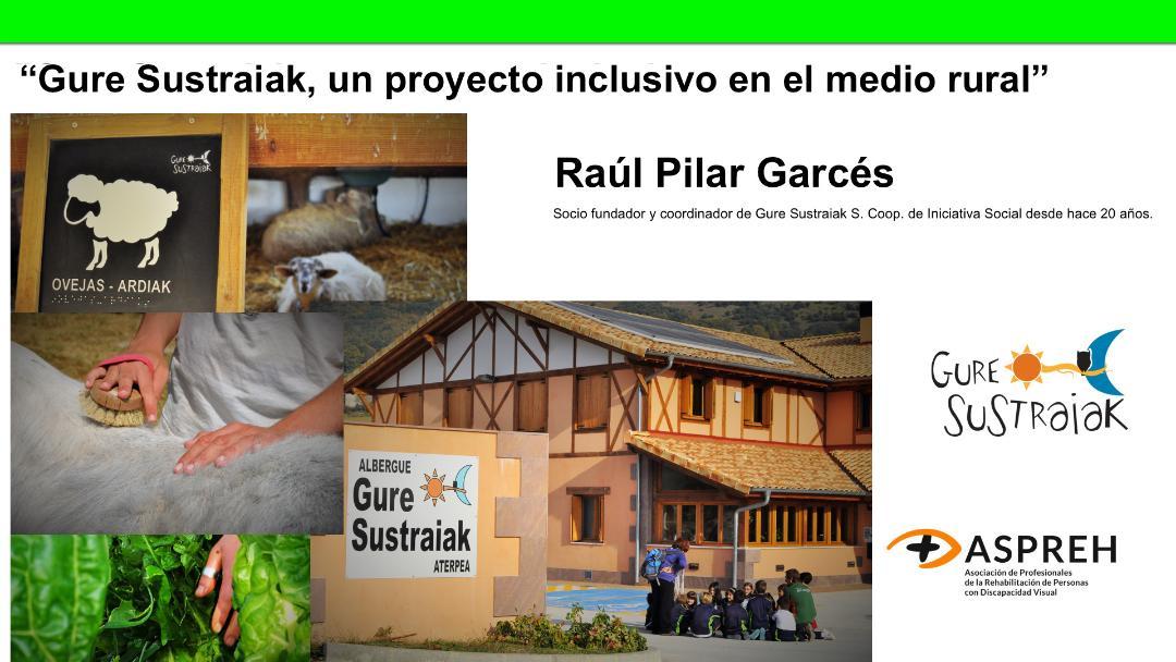 Gure Sustraiak, un proyecto inclusivo en el medio rural